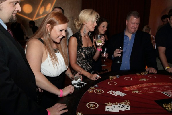 Castle Cares Casino Night Party