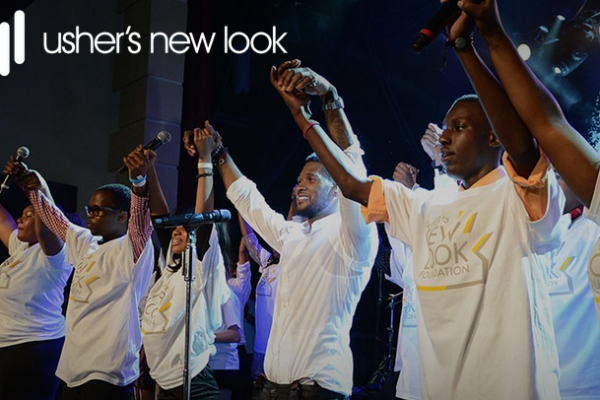Castle Cares Program Supports Usher's New Look
