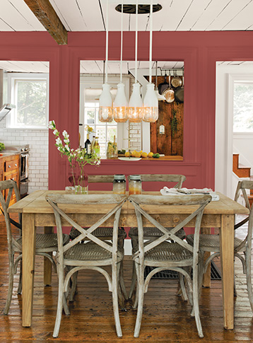 Fall 2015 Paint Trends