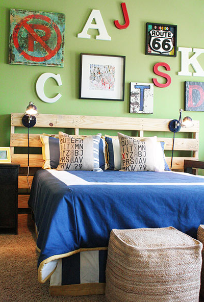 Kids Room Atlanta Walls