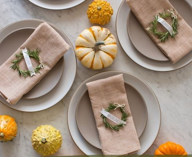 Last Minute 2016 Thanksgiving Trends to Try