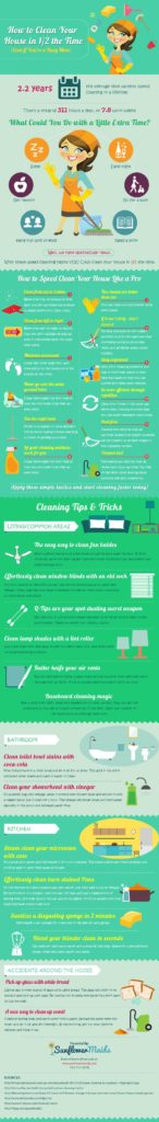 Pinterest spring cleaning tips
